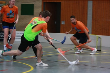 CVJM-Hockey-Winterturnier 2018