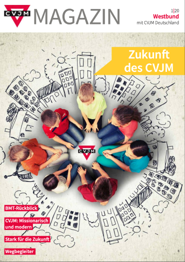 CVJM-Magazin 1_2020 Cover